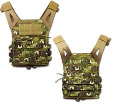GILET TATTICO SOFTAIR MOLLE JPC MULTICAM TOP FLY GEAR- AIRSOFT TACTICAL VEST