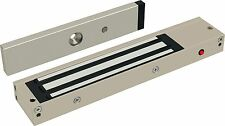 Monitored Magnetic Lock / Mag Lock with LED for Door Entry Access System
