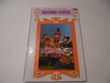 (3) Mother Goose/Three Pigs/Jack Bean(My Tiny 3-D Book Series) Puppet board book