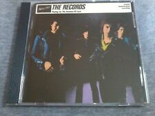 THE RECORDS - Paying For The Summer (Demo) CD Power Pop