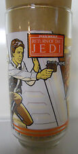 VINTAGE! 1983 Burger King Star Wars-Return of the Jedi Glass-Han Solo