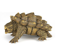 Papo 50179 Alligator Snapping Turtle Reptile Model Figurine Toy - NIP