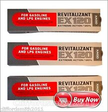XADO EX120 Gel Revitalizant for gasoline and LPG engines SET 3 pqs SUPER PRICE
