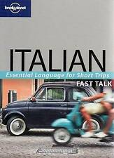 Italian (Lonely Planet Fast Talk),VERYGOOD Book