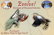 Evolve: The Game of Unnatural Selection