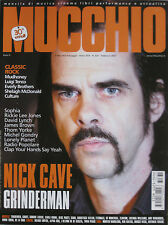 MUCCHIO 631 2007 Nick Cave Sophia Clap Your Hands Mudhoney Thom Yorke Ghost