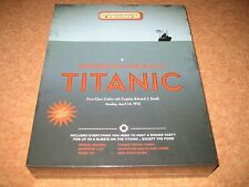 Classic Dining Moments - Dinner On The R.M.S TITANIC - Dinner Party Trivia Game