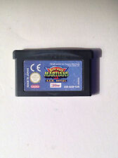 Jeu Game Boy Advance BUTT-UGLY MARTIANS B.K.M Battles