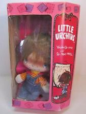 VINTAGE 1974 LITTLE URCHINS DOLL IN BOX AMERICAN GREETINGS CORP. 1970'S TOY