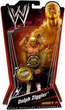 Mattel WWE Basic Series 4 Dolph Ziggler 1 of 1000 with Commemorative Belt Figure