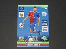 FABIAN SCHÄR BASEL BALE SUISSE UEFA PANINI FOOTBALL CHAMPIONS LEAGUE 2014 2015