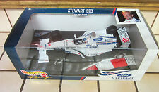 Hot Wheels 1999 STEWART SF3 RUBENS BARRICHELLO#16 Ford Stewart Grand Prix 1:18
