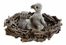 SCHLEICH WILD LIFE ANIMALS 14638 EAGLE CHICKS IN NEST - RETIRED - NEW WITH TAGS