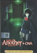 DVD Another ( Vol.1-12 End + OVA ) English SUB + Free Shipping