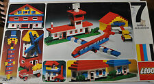 LEGO vintage Building Toy No.7 Samsonite 1960s
