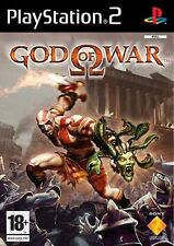 GOD OF WAR - PLAYSTATION 2 GAME PS2 - GOOD CONDITION PAL WITH MANUAL