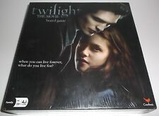 TWILIGHT THE MOVIE BOARD GAME BRAND NEW
