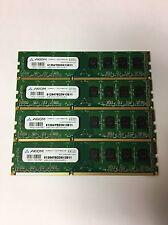 16 GB (4x4GB) DDR3-1333 NON-ECC