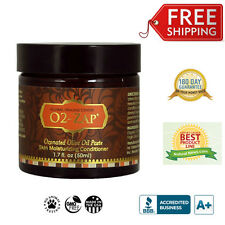 O2-Zap Organic Ozonated Olive Oil Skin Moisturizer Conditioner Make-up Remover
