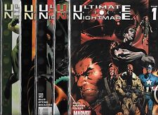 ULTIMATE NIGHTMARE #1-#5 SET (NM-) WARREN ELLIS