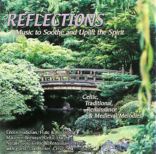 Reflections ~ Music to Soothe and Uplift the Spirit ~ CD