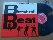 BEST OF BEAT,VARIOUS lp vg+/m- metronome records HLP 10.050 Germany 1964