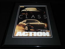 1993 Toyota Celica Framed 11x14 ORIGINAL Vintage Advertisement