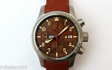 FORTIS B-42 AEROMASTER DAWN automatic CHRONOGRAPH 656.10.141  #16696 N.O.S.