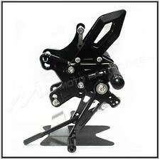 New Rearsets Foot pegs rest Rear set For Kawasaki ZX10R 2011 2012 2013 2014 2015