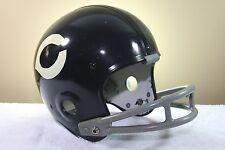 CHICAGO BEARS Style Vintage Used Custom Display Suspension Football Helmet 1970s