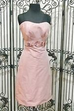 333 ) EDEN 7348 SZ 6  ROSE MAID BRIDESMAID FORMAL COCKTAIL DRESS GOWN $199