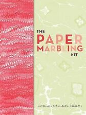 The Paper Marbling Kit: Materials, Techniques, and Projects