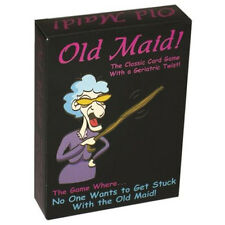 OLD MAID The GERIATRIC Version! JOKE FUN CARD GAME GIFT OAP