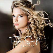 TAYLOR SWIFT - FEARLESS: CD ALBUM (2009)