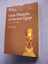 Teaching Co Great Courses  CDs     GREAT PHARAOHS of ANCIENT EGYPT        new