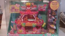 My Little Pony Ponyville Rollerskate Party Cake With Pinkie Pie Hasbro   NEW t56