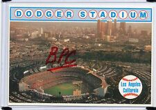 DODGER STADIUM,LOS ANGELES,CA~ONE OF THE NATION'S MOST BEAUTIFUL BALLPARKS