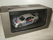 ModellAuto,  Beckers D2 AMG Mercedes CLK Diecast Model in 1:43 Scale