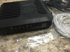 New Cisco DPC3010 Docsis 3.0 Cable Modem w/5ft cable & Power Adapter