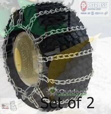 Peerless Max-Trac tire chains 26x12-12 26x12x12 24X13-12 2-link