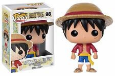 Funko Pop! Anime One Piece Luffy Vinyl Action Figure