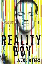 King, A.S. Reality Boy Very Good Book