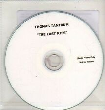 (CQ320) Thomas Tantrum, The Last Kiss - DJ CD