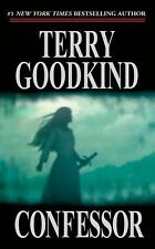 Confessor (Sword of Truth) Goodkind, Terry Mass Market Paperback