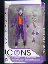 DC Comics icone #14 il Joker MORTE IN FAMIGLIA Action Figure. DC Collectibles