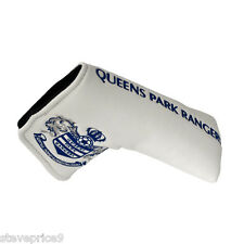 NEW QUEENS PARK RANGERS QPR FC GOLF BLADE PUTTER COVER + GOLF BALL MARKER