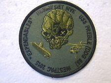 HELICOPTER MARITIME STRIKE SQUADRON 37 (HSM-37)  PATCH DET 5:GA15-2