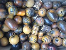 Assorted Large Horn Beads 10-22mm - 250g pack