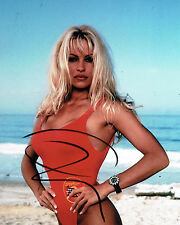 Pamela ANDERSON SIGNED Autograph SEXY Photo AFTAL COA Playboy Model BAYWATCH