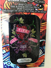 Ed Hardy 'Love Kills Slowly' iPod Classic Crystal Decals